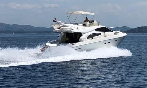 Image of Ferretti 480 for sale in Croatia for €259,000 (£220,341) Croatia