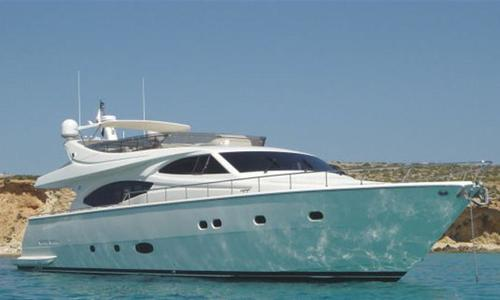 Image of Ferretti 760 for sale in Croatia for €720,000 (£617,999) Croatia