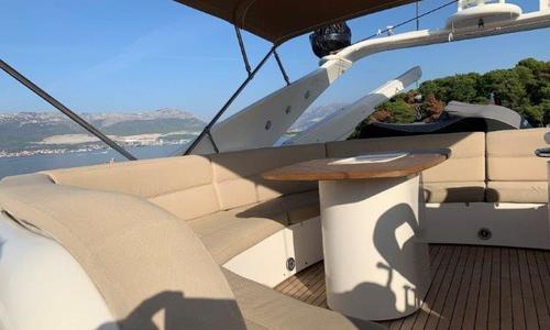 Image of Sunseeker Manhattan 84 for sale in Croatia for €780,000 (£672,617) Croatia