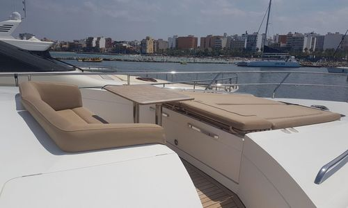 Image of Princess 72 for sale in Spain for €1,549,000 (£1,338,217) Spain