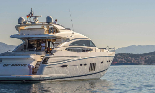 Image of Princess V85 for sale in Croatia for €1,350,000 (£1,202,019) Croatia