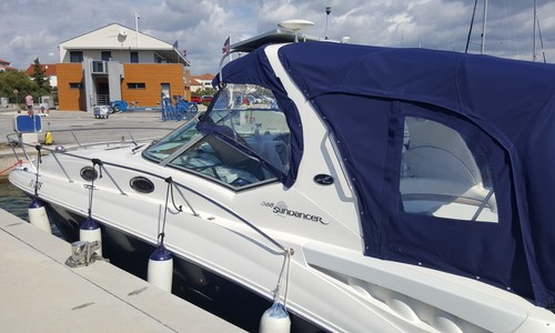 Image of Sea Ray 355 Sundancer for sale in Croatia for €90,000 (£80,135) Croatia