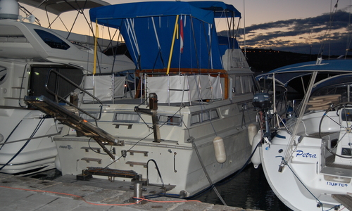 Image of Fjord 38 for sale in Croatia for €30,000 (£25,715) Croatia