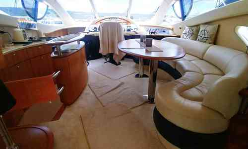Image of Azimut Yachts 55 Evo for sale in Croatia for €375,000 (£324,305) Croatia