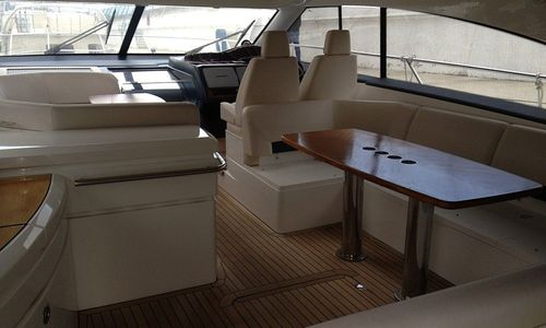 Image of Princess V53 for sale in Croatia for €375,000 (£325,100) Croatia