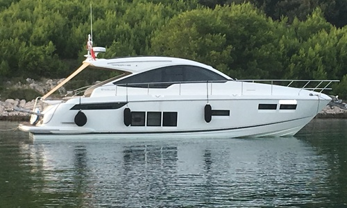 Image of Fairline Targa 48 for sale in Croatia for €499,000 (£433,389) Croatia