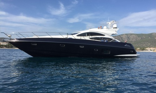 Image of Sunseeker Predator 74 for sale in Spain for €1,100,000 (£947,410) Spain