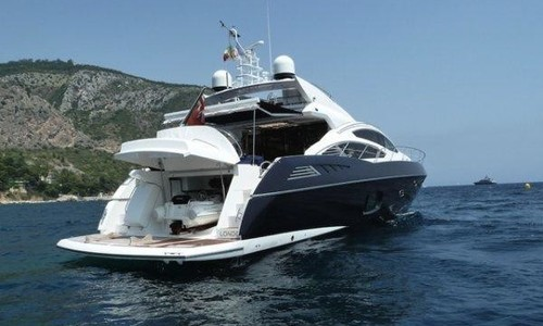 Image of Sunseeker Predator 74 for sale in Spain for €1,100,000 (£954,671) Spain