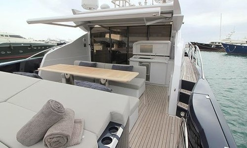 Image of Sunseeker Suseeker Predator 74 for sale in Croatia for €1,349,000 (£1,161,219) Croatia
