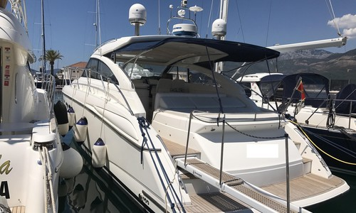 Image of Princess V45 for sale in Montenegro for €215,000 (£185,935) Montenegro