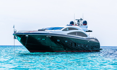 Image of Sunseeker Predator 84 for sale in Spain for €2,900,000 (£2,496,320) Spain