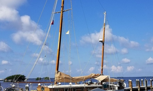 Image of Herreshoff 47 Golden Ball for sale in United States of America for $69,500 (£50,786) Bokeelia, Florida, United States of America