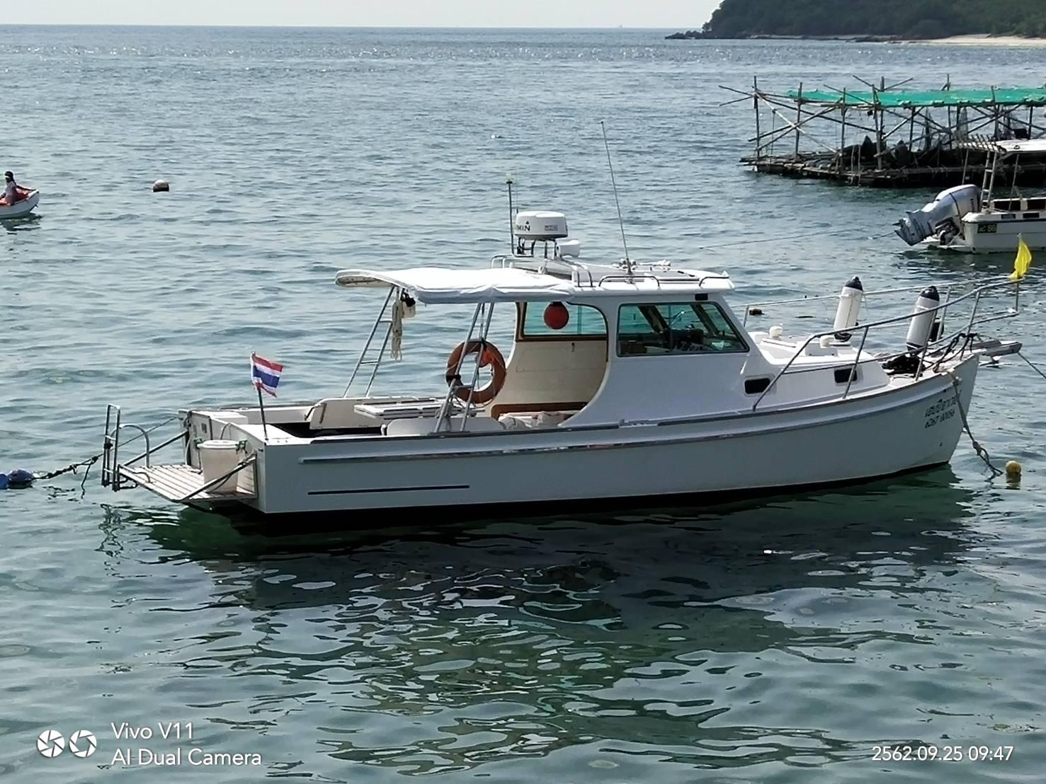 Motor Yacht Lobster 26 for sale in ...