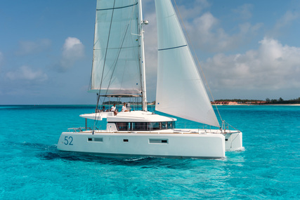 Lagoon 52 F for charter in St Martin from P.O.A.