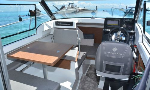 Image of Jeanneau Merry Fisher 695 for sale in United Kingdom for £63,300 Brightlingsea, United Kingdom