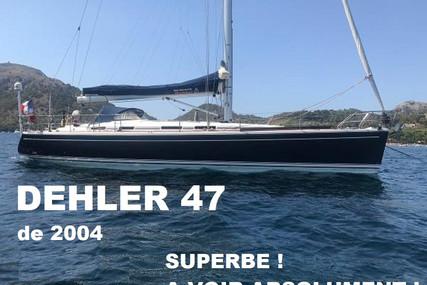 Dehler 47 for sale in Spain for €135,000 (£123,289)