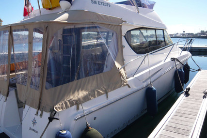 Jeanneau Merry Fisher 10 for sale in France for €88,000 (£76,076)