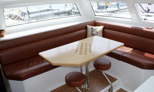 Image of Voyager Catamarans BROADBLUE 345 for sale in United Kingdom for £159,950 S England, United Kingdom