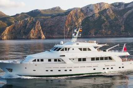 Benetti FB143 for sale in Spain for €1,950,000 (£1,780,838)
