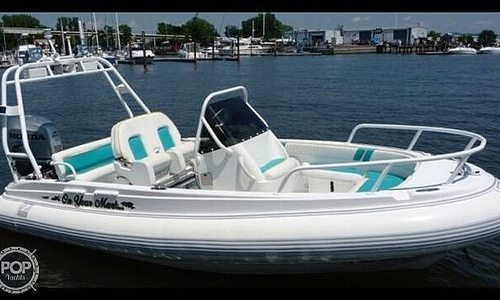 Image of Zodiac Eclipse 17 for sale in United States of America for $29,900 (£21,623) Woburn, Massachusetts, United States of America