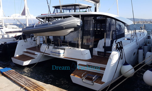 Image of Lagoon 42 for sale in Spain for €490,000 (£447,493) Isole Baleari , Palma, Baleari, Isole Baleari , Palma, Baleari, , Spain