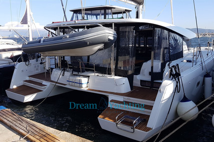 Lagoon 42 for sale in Spain for €490,000 (£435,467)