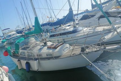 Bianca 27 for sale in Spain for €9,000 (£8,219)