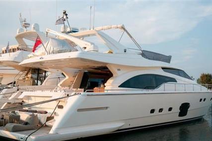 Ferretti 681 for sale in Greece for €680,000 (£587,468)