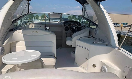 Image of Sea Ray 280 Sundancer for sale in United States of America for $81,200 (£59,756) Genoa, Ohio, United States of America