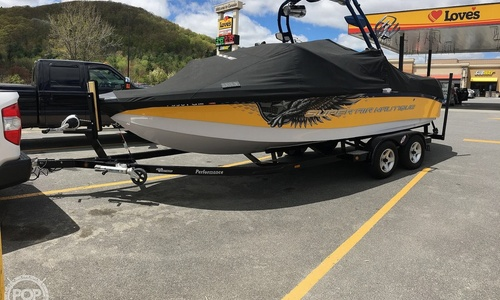 Image of Nautique Super Air 210 for sale in United States of America for $72,300 (£53,420) Glenburn, Maine, United States of America