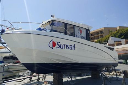 Beneteau Barracuda 8 for sale in Spain for €54,950 (£47,327)