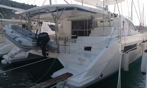 Image of Robertson and Caine Leopard 48 for sale in Croatia for €389,000 (£355,254) Marina, , Croatia