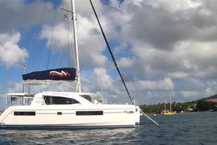 Robertson and Caine Leopard 40 for sale in Mauritius for $365,000 (£273,841)