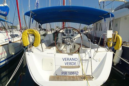 Jeanneau Sun Odyssey 33i for sale in Greece for €39,500 (£35,145)