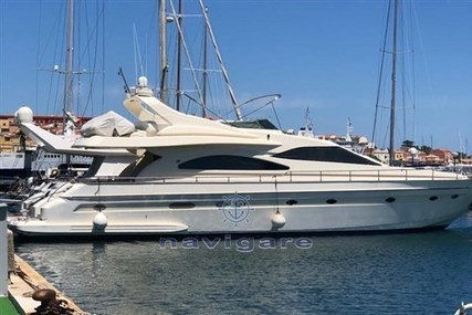 Astondoa A 72 GLX for sale in Italy for €389,000 (£346,502)