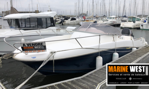Image of Jeanneau Cap Camarat 755 WA for sale in France for €29,000 (£26,484) Lorient, , France