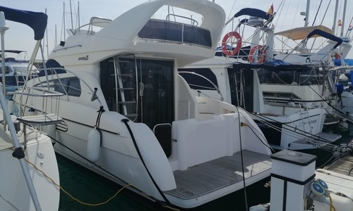 Image of Astondoa Yachts A 35 GL for sale in Spain for €69,500 (£60,083) Torrevieja, Spain