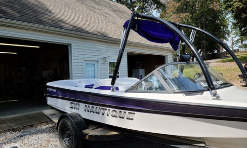 Image of Correct Craft Ski Nautique for sale in United States of America for $24,000 (£17,347) White Pine, Tennessee, United States of America