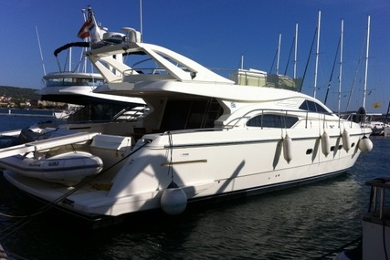 Ferretti 57 for sale in Croatia for €225,000 (£193,788)