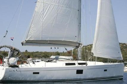 Hanse 455 for sale in Croatia for €202,000 (£184,477)