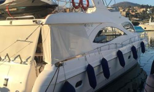 Image of Gulf Craft Majesty 66 for sale in Italy for €600,000 (£514,836) Imperia, Italy