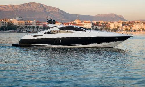Image of Sunseeker Predator 72 for sale in Croatia for €750,000 (£645,683) Split, Croatia