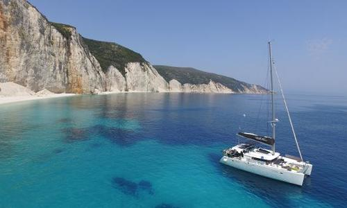 Image of Lagoon 450 for sale in Greece for €495,000 (£439,910) Kos, Greece