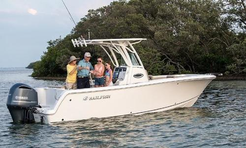 Image of Sailfish 241 CC for sale in United States of America for P.O.A. Tampa, FL, United States of America