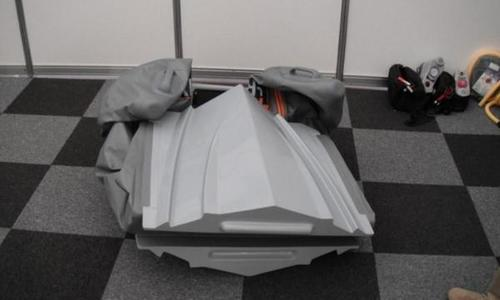 Image of Foldable RIB 275 for sale in United States of America for $2,995 (£2,201) Tampa, FL, United States of America