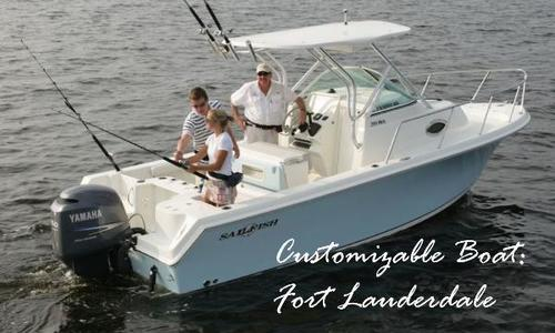 Image of Sailfish 220 WAC for sale in United States of America for P.O.A. Fort Lauderdale, FL, United States of America