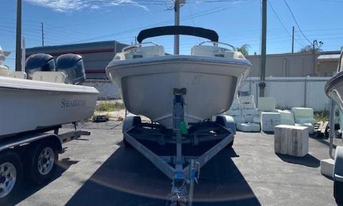 Image of Sea Ray 240 Sundancer for sale in United States of America for $7,199 (£5,251) Tampa, FL, United States of America