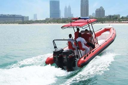 Ocean Craft Marine Fire-Fighting 8.0 M for sale in United States of America for $172,645 (£124,786)