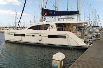 Leopard 40 for sale in Italy for €380,000 (£338,497)