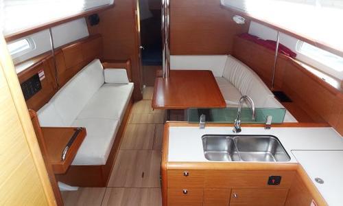 Image of Jeanneau Sun Odyssey 389 for sale in British Virgin Islands for $139,000 (£99,805) Tortola, British Virgin Islands